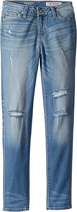 Super Skinny Jeans in Lightening Blue (Big Kids)
