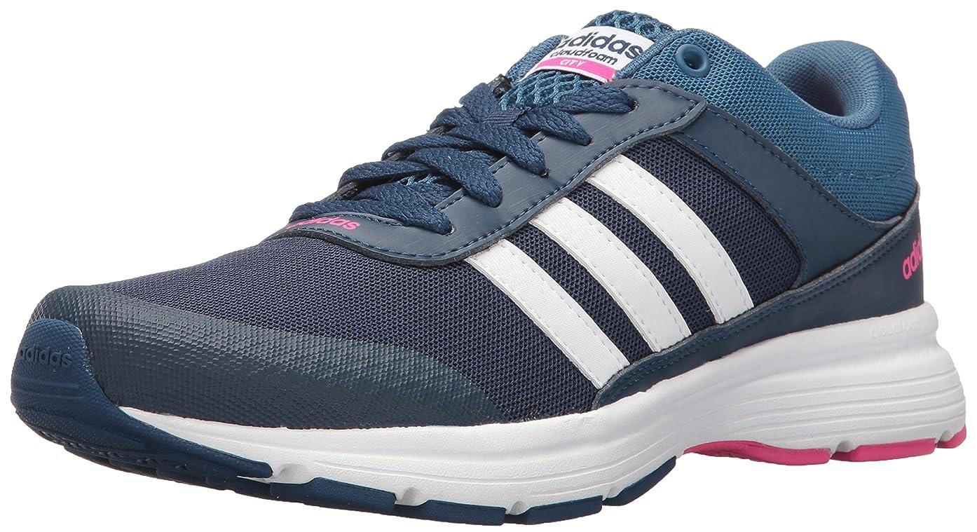 adidas Women's Cloudfoam Vs City W Running Shoe