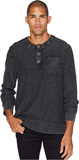Welter Weight Washed Henley