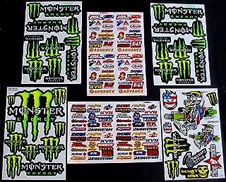 Suchergebnis Auf Amazonde Für Monster Energy Sticker