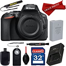 nikon d5600 weight body only