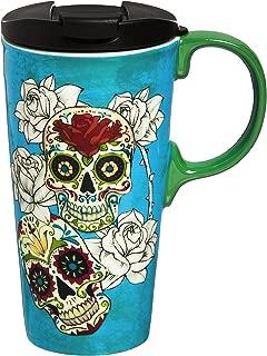 Best sugar skull coffee mug Reviews