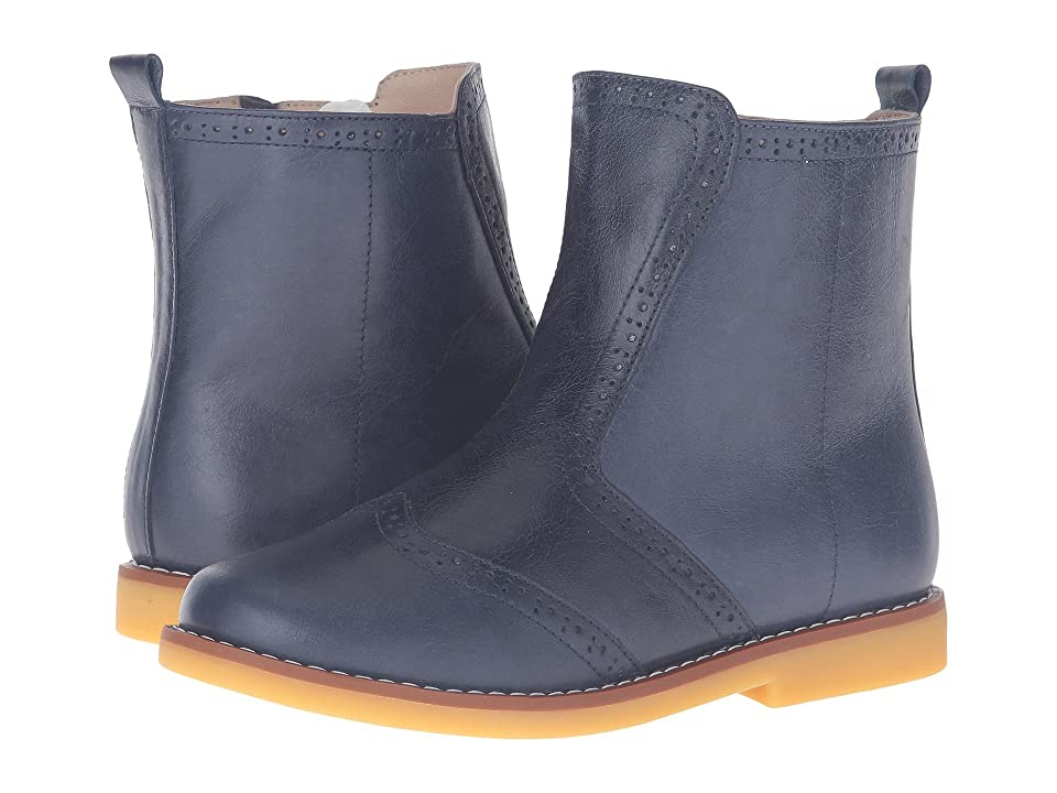 Elephantito Vaquera Boot (Toddler/Little Kid/Big Kid) (Blue) Girls Shoes