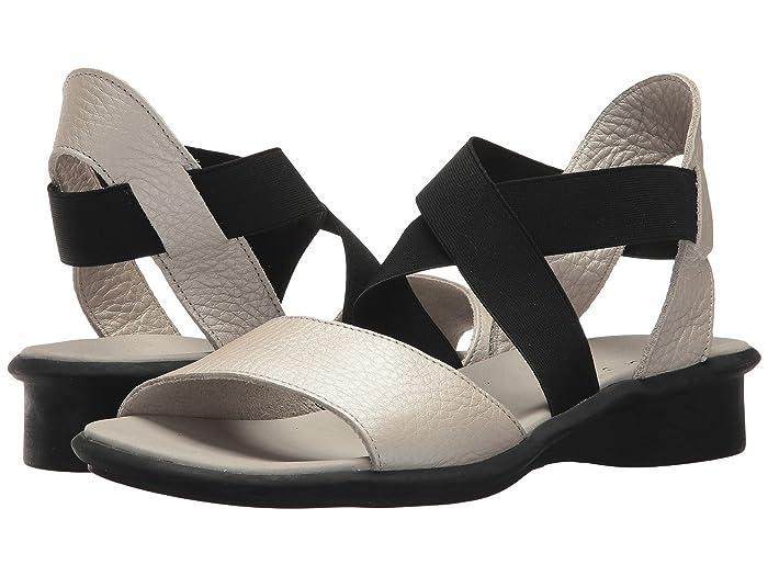 Arche  Satia (Nacre/Brume) Womens Sandals