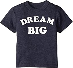 Chaser Kids - Vintage Jersey Dream Big Tee (Toddler/Little Kids)