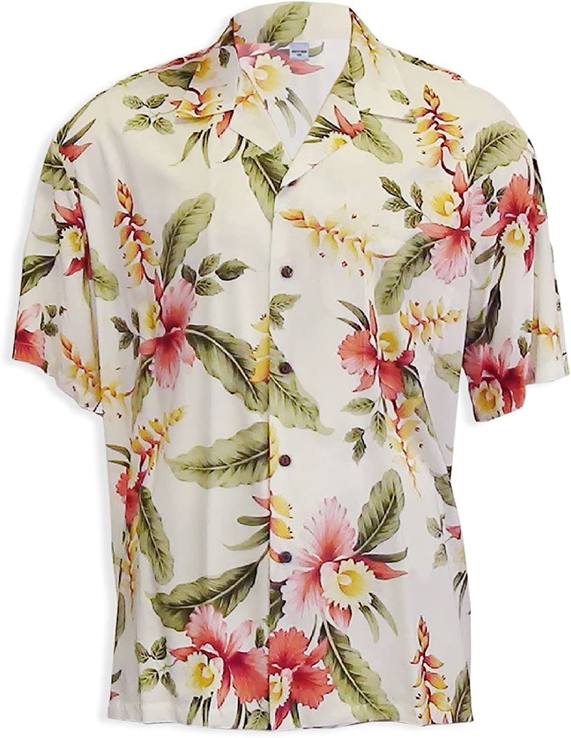 Two Palms Men's Sonic Orchid Shirt
