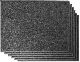 RHINO Acoustic Panels NRC Sound Proof Padding Wall Panels Echo Bass Isolation Shield Beveled Edge