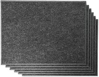 RHINO Acoustic Panels NRC Sound Proof Padding Wall Panels Echo Bass Isolation Shield Beveled Edge