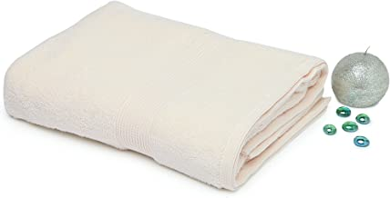 Spaces Zero Twist 545 GSM Cotton Bath Towel - Pearl