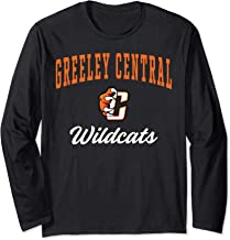 Greeley Central High School Wildcats Long Sleeve T-Shirt C3