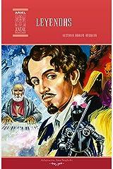 Leyendas (Ilustrado): Maese Pérez el organista, El miserere, La cruz del diablo, El monte de las ánimas y El beso (Spanish Edition) Kindle Edition