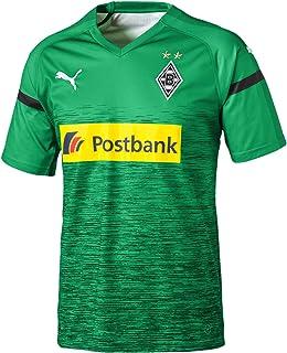 PUMA Herren Bmg 3rd Shirt Replica with Sponsor Logo Trikot