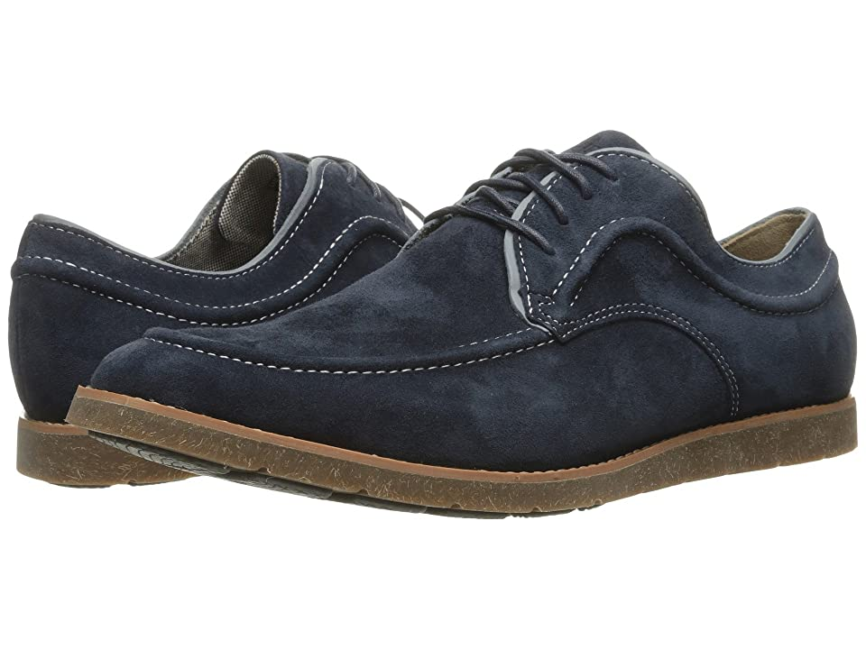 Hush Puppies Hade Jester (Navy Suede) Men