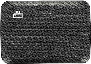 ÖGON Smart Wallets - Portefeuille en Aluminium Stockholm V2 - Fermoir en métal - Porte-Cartes Anti-RFID - Capacité jusqu'à...
