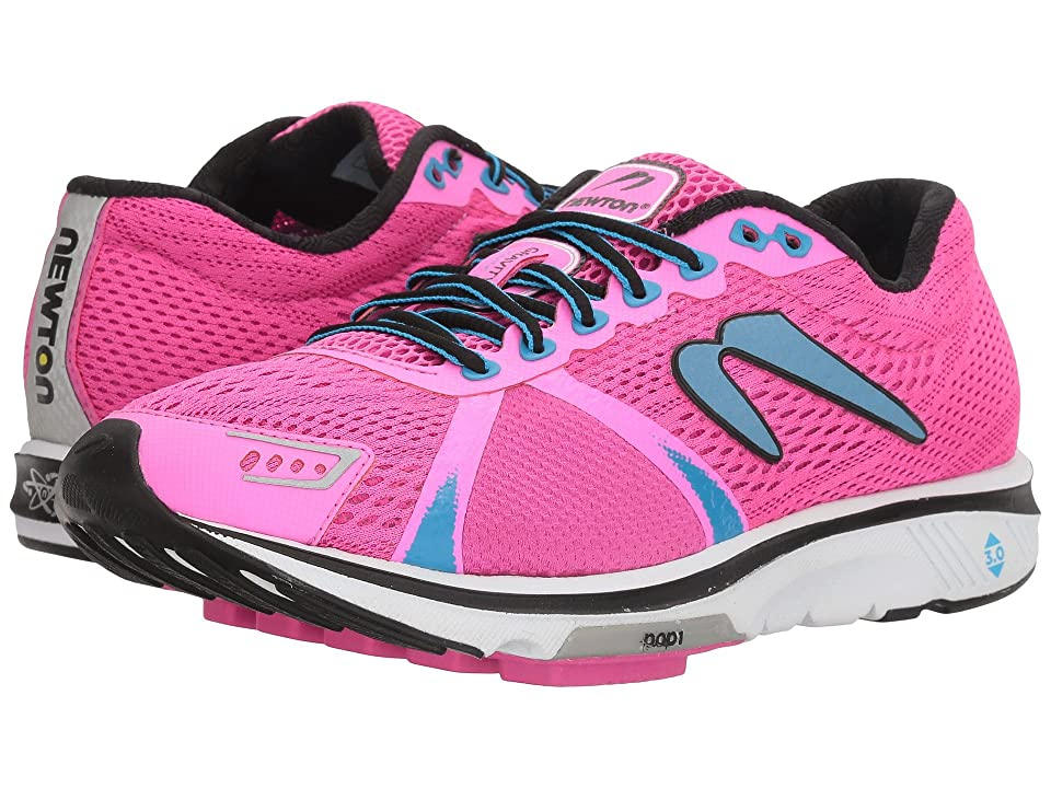 Newton Running Gravity VI (Rhodamine/Teal) Women