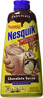 Nesquik Syrup - Chocolate - 22 oz - 3 pk