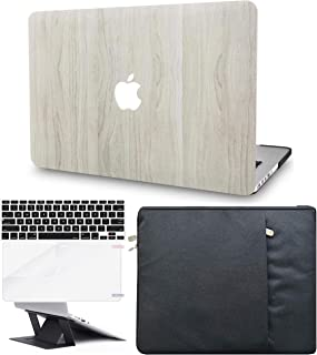 """KECC Laptop Case for MacBook 16"""" (2020/2019) w/ Keyboard Cover + Sleeve + Screen Protector + Laptop Stand (5 in 1 Bundle) ..."""