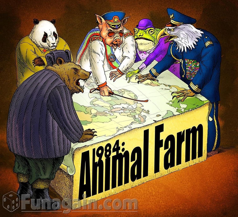 Kuznia Gier  1984   Animal Farm