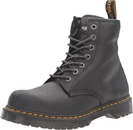 343a344bfdc Dr. Martens Work Winch Steel Toe | Zappos.com