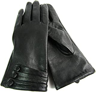 Ladies Leather Gloves Fully Lined