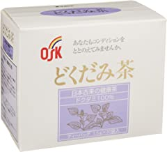 OSK どくだみ茶 ティーバッグ