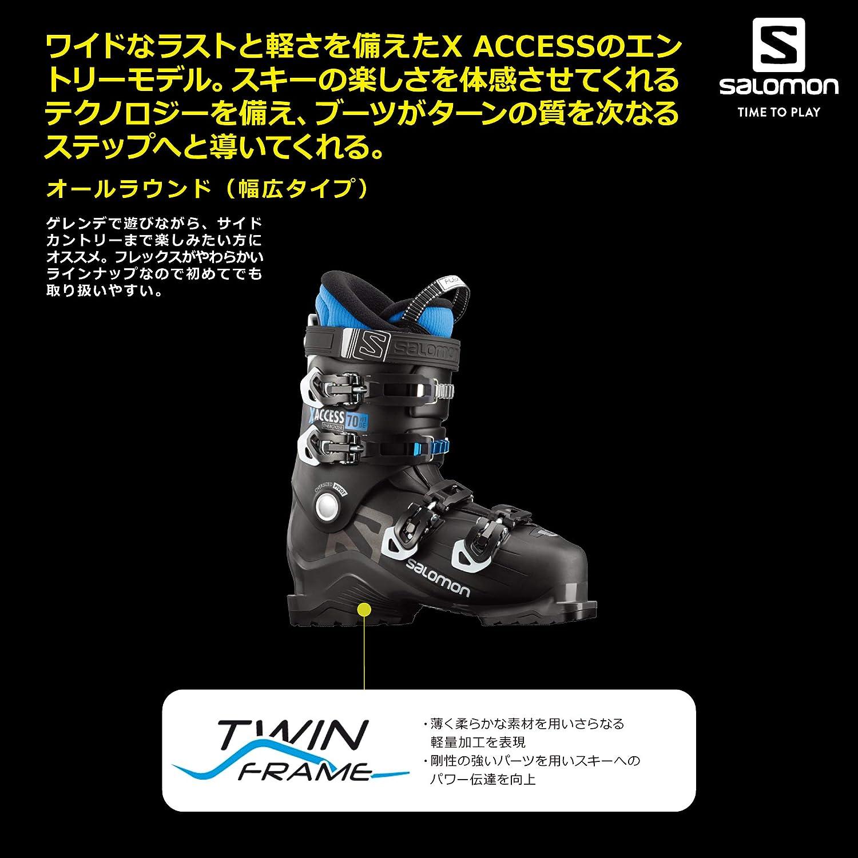 Salomon X Access X70 wide Herren Skischuhe