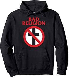 Bad Religion Crossbuster - Official Merchandise Pullover Hoodie