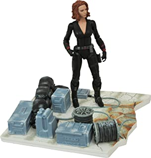Diamond Select Toys Marvel Select: Avengers Age of Ultron: Black Widow Action Figure
