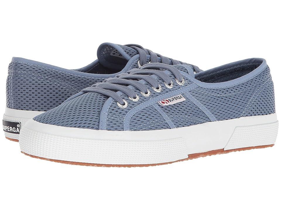 Superga 2750 Meshu Sneaker (Blue Shadow) Women
