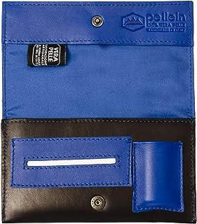Pellein - Portatabacco in vera pelle Touch - Astuccio porta tabacco, porta filtri, porta cartine e porta accendino. Handma...
