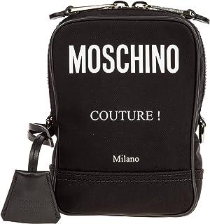 Moschino hombre bolsos bandolera nero