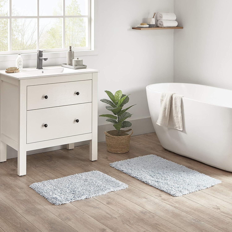 Madison Park Elements 100% Organic Non Rug Limited price Cotton Slip 2021 new Bathroom