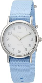 Timex Weekender 31 mm Blue Strap Watch TW2R80600