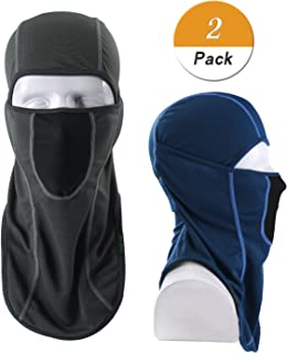 LONGLONG Balaclava - Sun Protection Mask Windproof,  Breathable Summer Full Face Cover for Cycling,  Hiking,  Motorcycle
