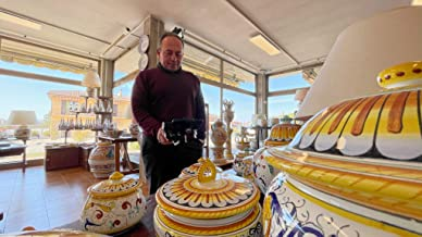 Clay creations: Italy's ceramics at a local family workshop