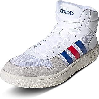 adidas HOOPS 2.0 MID heren Basketbal Shoe