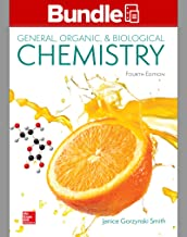Loose Leaf for General, Organic and Biological Chemistry with Connect 2 Year Access Card
