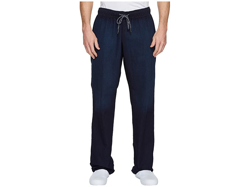 Image of ABL Denim Soft Denim Sweatpants (Bright Rinse) Men's Casual Pants