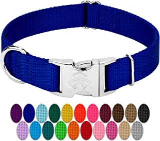 Best dog collars with metal closure Reviews