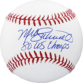 Mike Schmidt Philadelphia Phillies Autographed Baseball with