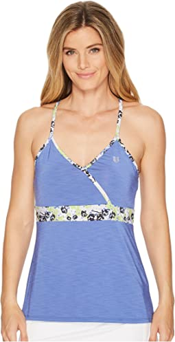 Eleven by Venus Williams Hari Collection Portal Tank Top