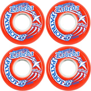 labeda patriot goalie wheels