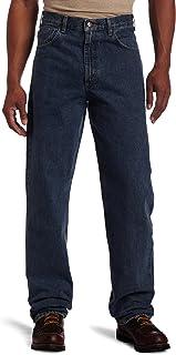 Carhartt Men's Relaxed Fit Straight Leg Jean B160