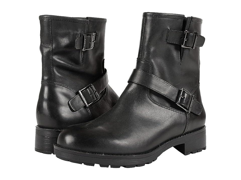 VIONIC Prize Malia Ankle Boot (Black) Women
