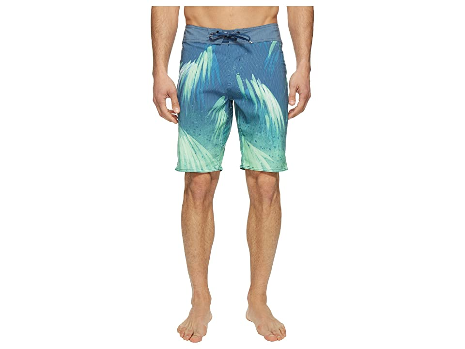 Volcom Bamboozle Mod 20 Boardshorts (Smokey Blue) Men