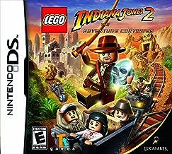 Lego Indiana Jones 2: The Adventure Continues - Nintendo DS
