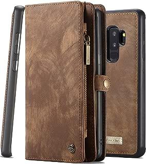 Best s9 plus leather wallet case Reviews
