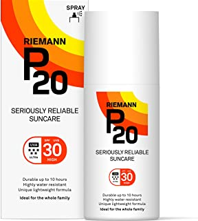 Riemann P20 Once a Day Sun Protection Lotion with SPF30,
