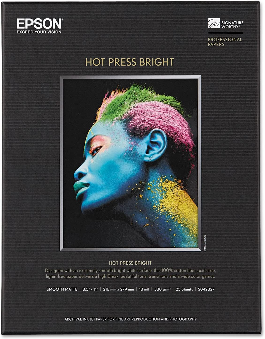EPSS042327 Chicago Mall - Hot Press Art Fine Limited time for free shipping Bright Paper