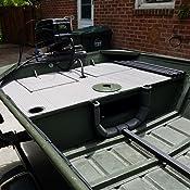 BlackTip Jetsports Sheet Goods White Camo traction mats//Sea-Doo Carpets//Pads//Mat//Footwell